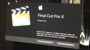 "Final Cut, ""finally"" Pro"